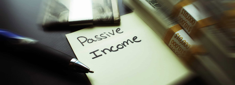 Investing for beginners:  5 Reasons to consider passive income investments.