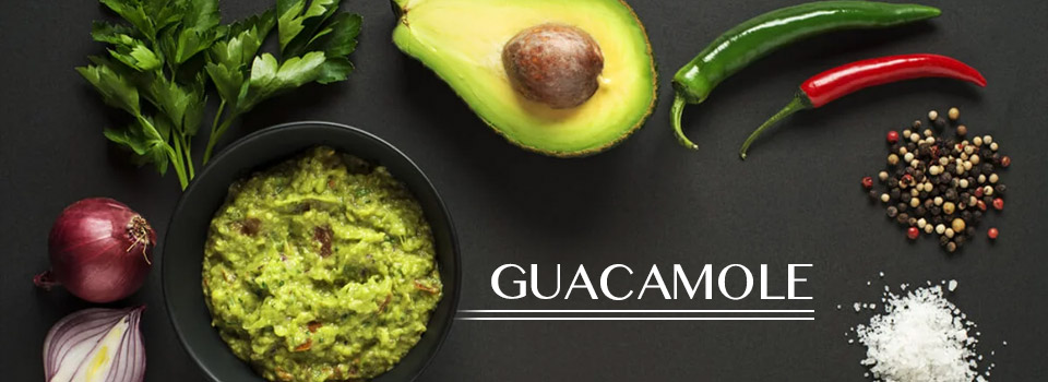 When dining in Tulum look for mouthwatering guacamole