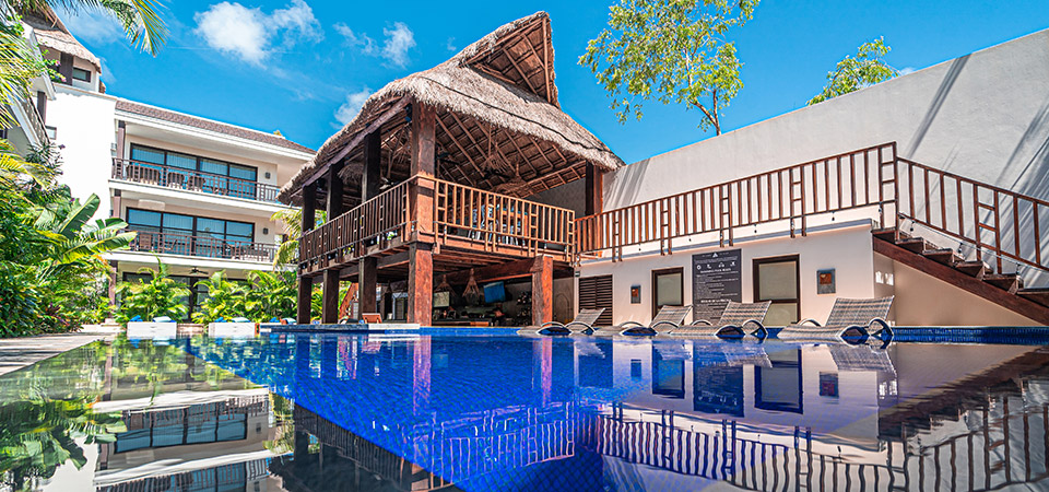 Discover the comfort and luxuries with KASA Hotel Parota on your next Tulum vacations