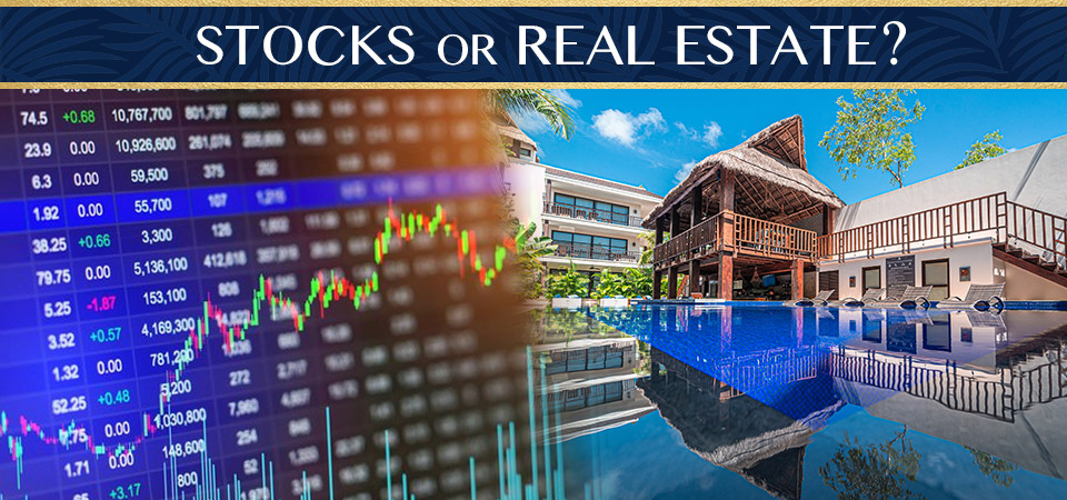 What Will Make More Money Over the Next Decade: Stocks or Real Estate?