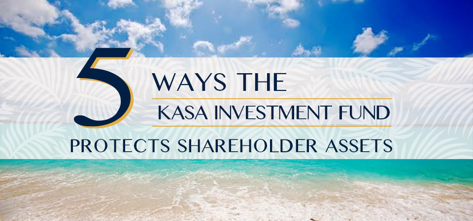 5 Ways the KASA Investment Fund Protects Shareholder Assets - Richard Houghton