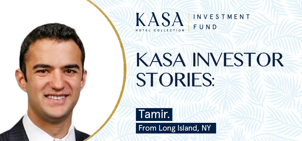 KASA Investor Stories: Tamir from Long Island, NY
