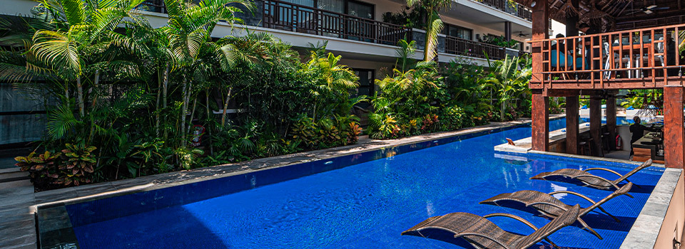 I first came across KASA Hotel Parota while looking at various vacation condos in the Tulum