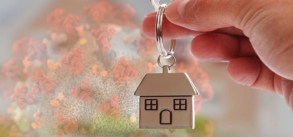 Real estate and coronavirus: What you can do at this time.