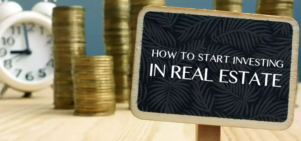 How to start investing in real estate with just $50K?