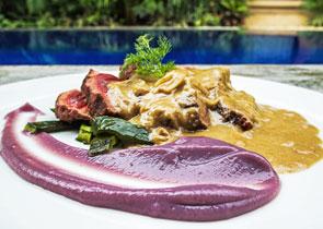 Excelente cocina y servicio en KASA Hotel Collection 1