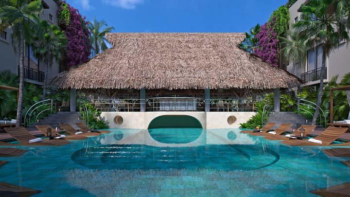 KASA Hotel Tzalam - Pool A Day