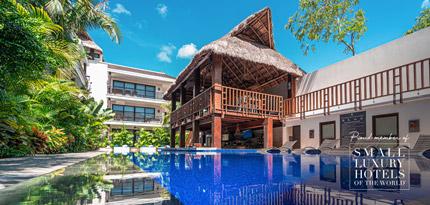 Small Luxury Hotel - KASA Hotel Parota, Tulum