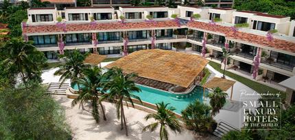 Small Luxury Hotel - KASA Hotel Riviera Maya