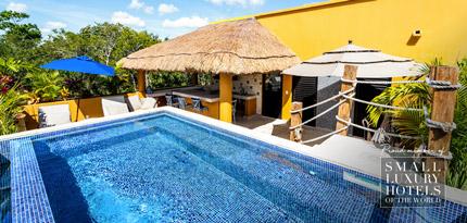 Luxury Villa Aldea Zama Tulum - KASA Feliz
