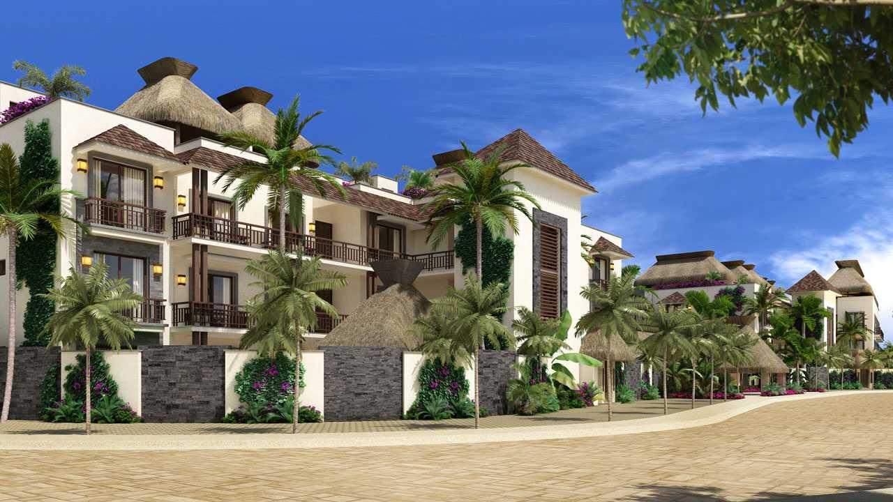 KASA Residences Ceiba Tulum - Fachada