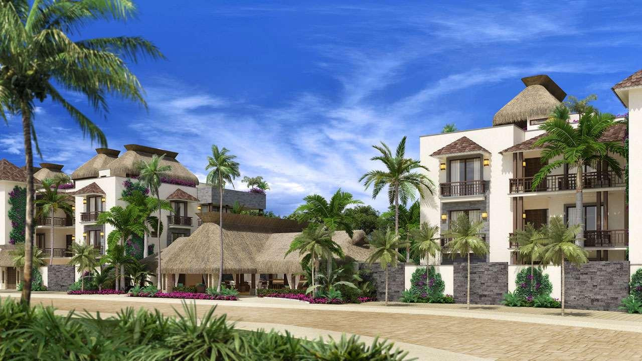 KASA Residences Ceiba Tulum - Hermosa Vista Frontal