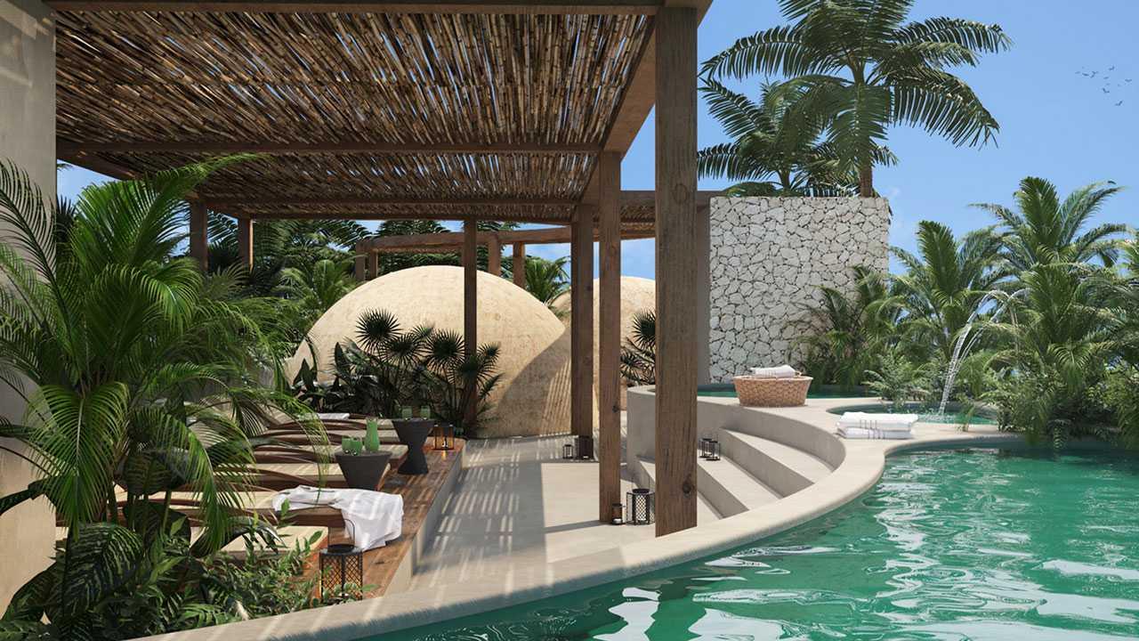 KASA Residences Ceiba Tulum - Hermoso Rooftop