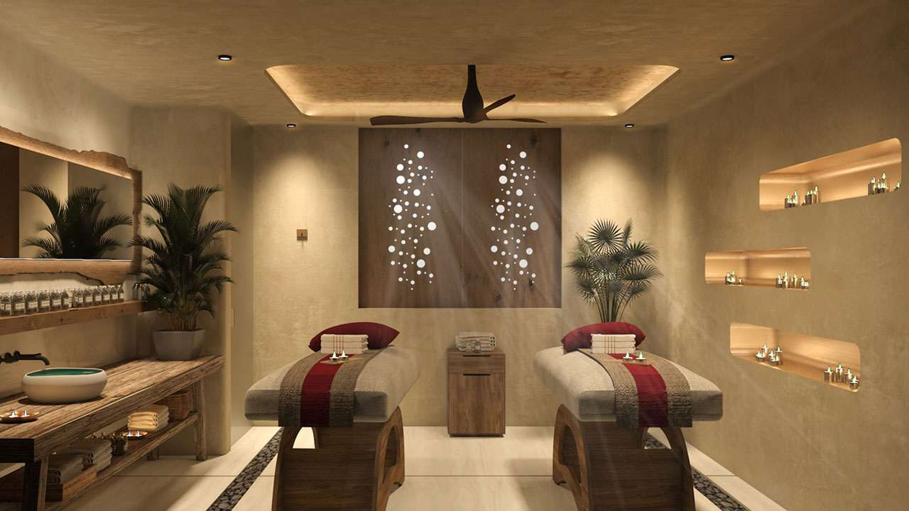 KASA Residences Ceiba Tulum - Spectacular Spa Room