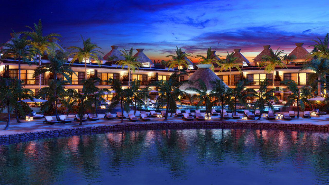 KASA Residences Riviera Maya - KASA Residences Riviera Maya Lagoon View