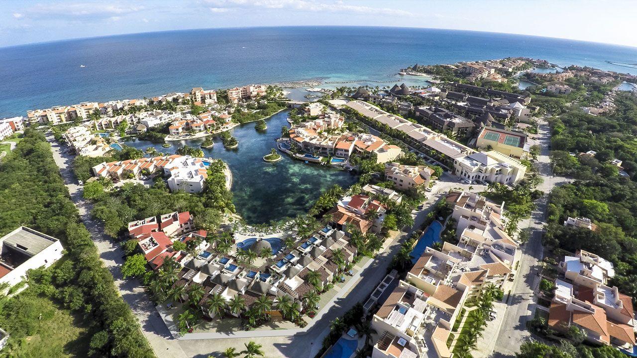 KASA Residences Riviera Maya Location