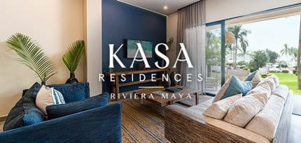 Luxury Condos for Sale - KASA Residences Riviera Maya