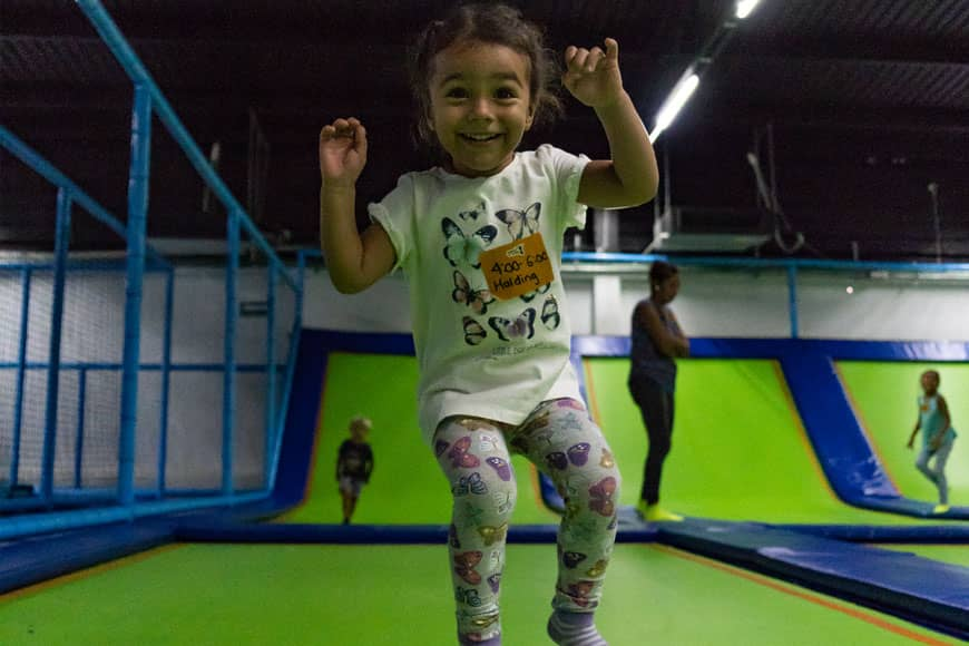 Family Fun Day at Jumping & Flying Trampoline Park in Playa del Carmen 5