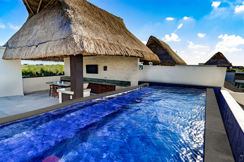 Boutique Hotel Tulum - Luxury Rooftop